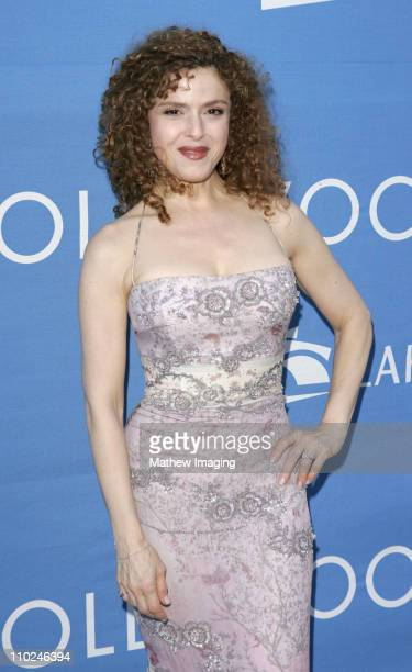 Bernadette Peters during The Hollywood Bowl Celebrates Stephen Sondheim's 75th Birthday Arrivals at Hollywood Bowl in Hollywood California United...