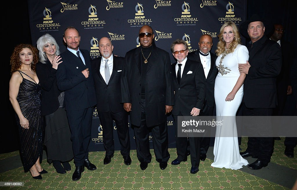 ASCAP Centennial Awards - Inside