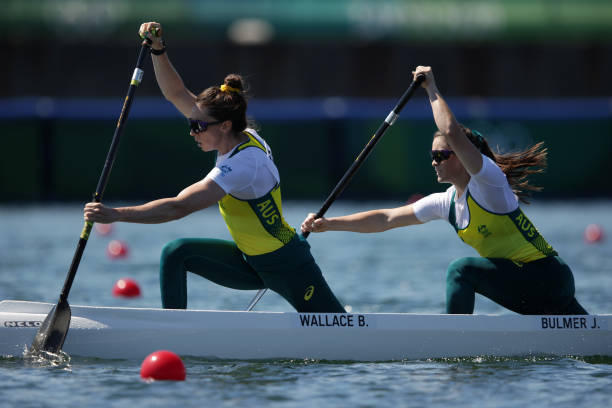 JPN: Canoe Sprint - Olympics: Day 14