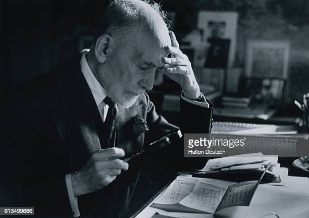 Bernard Berenson the art critic and man of letters He was born in Lithuania but moved to America in 1875 He became a leading authority on Italian...