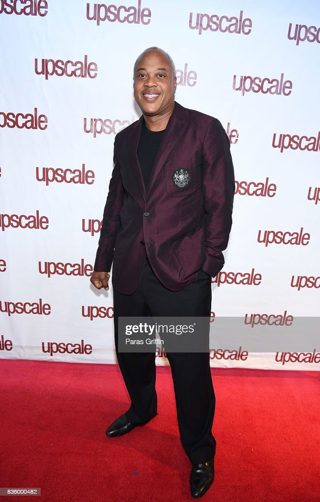 Bernard Bronner at Upscale Magazine's Brunch Style featuring Vivian Green on August 20, 2017 in Atlanta, Georgia.