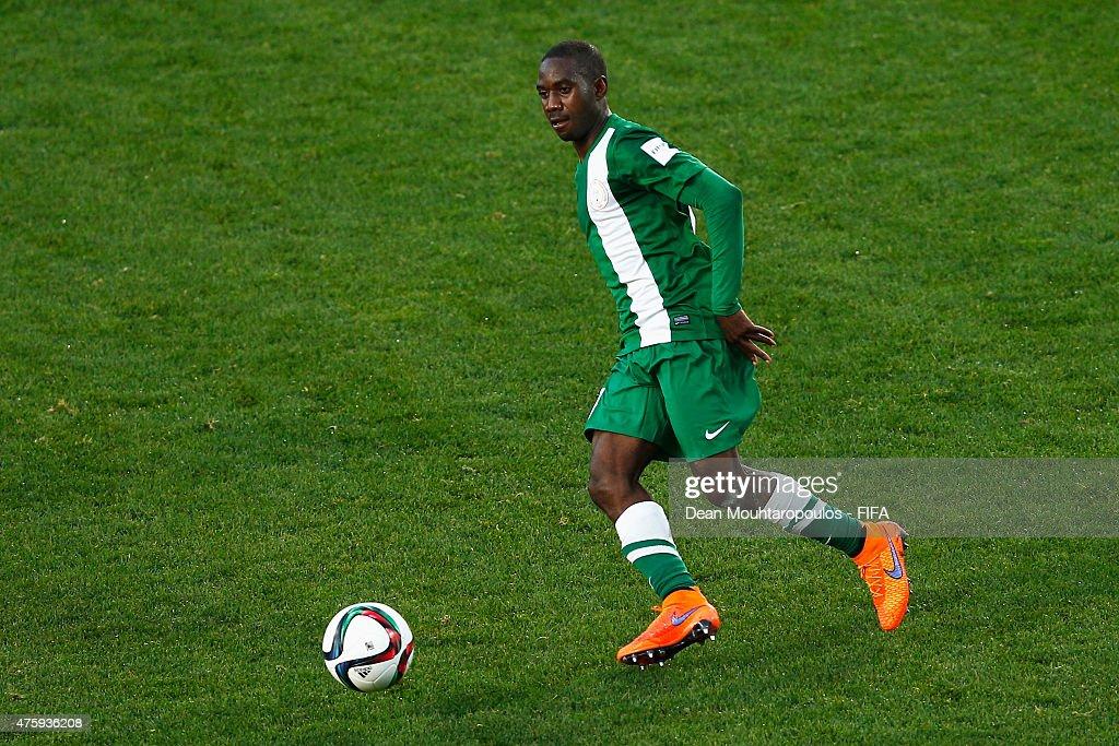 Nigeria v Korea DPR: Group E - FIFA U-20 World Cup New Zealand 2015 : News Photo