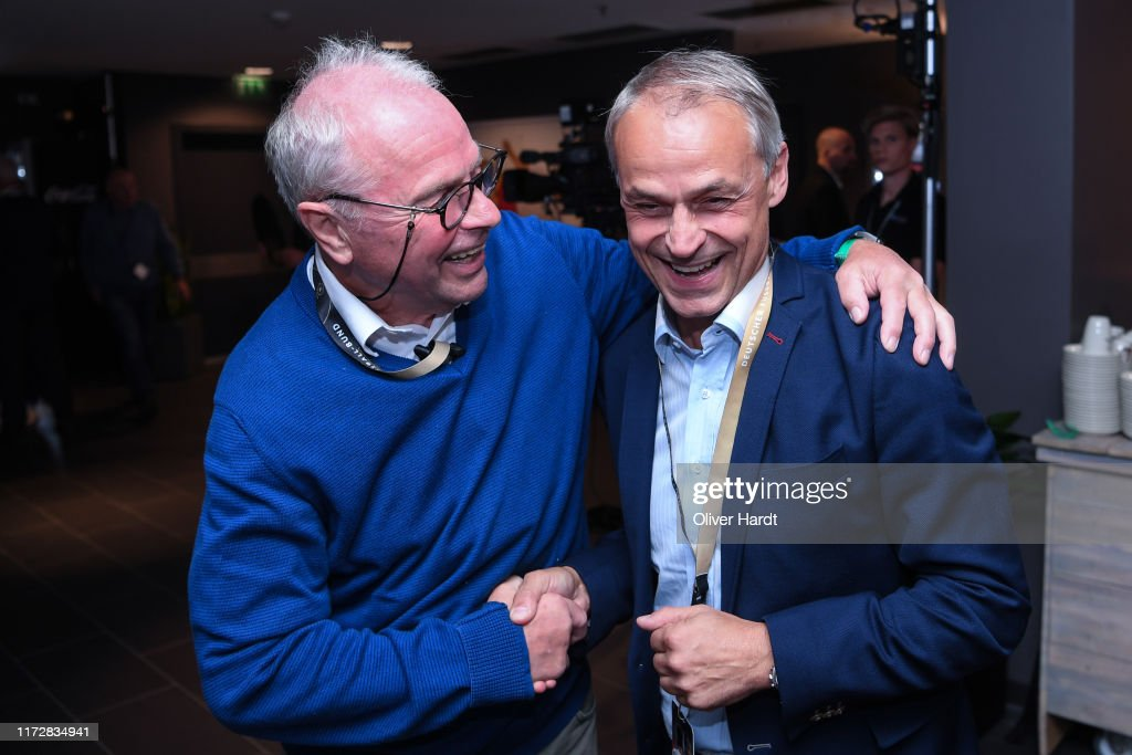 Club Of Former National Players Annual Meeting : News Photo