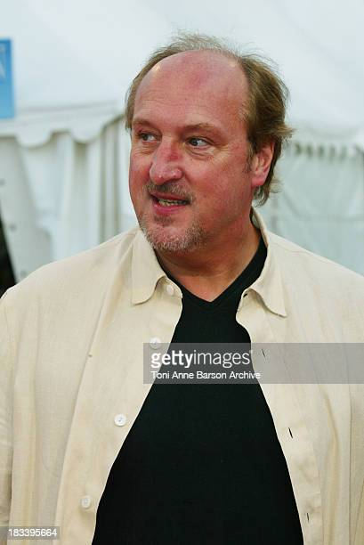 Bernard Farcy during Deauville 2002 Full Frontal Premiere in Deauville France
