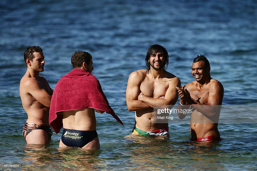 Waratahs Recovery Session