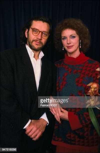 Bernard Giraudeau Annie Duperey 1987