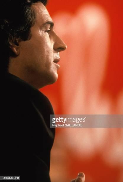 Bernard Henri Levy Of TV Set May 15 1994