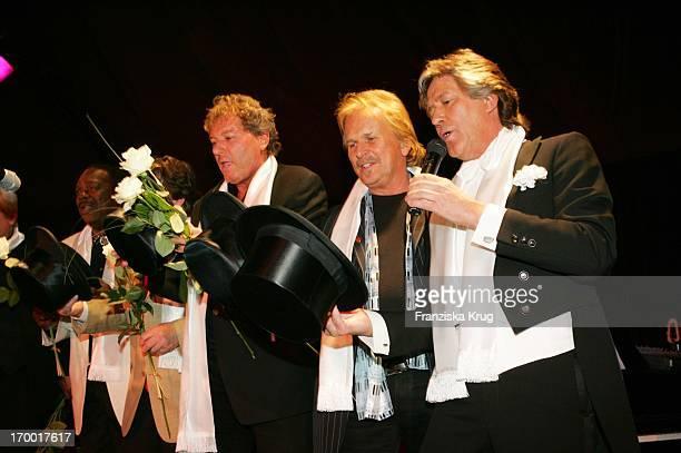 Bernard Herrmann Frank Zander And Bert Beel singing At the 60th Birthday On From Dagmar_Ferderic Pomp amp Circumstance Daggi With Pomp Duck In Berlin...