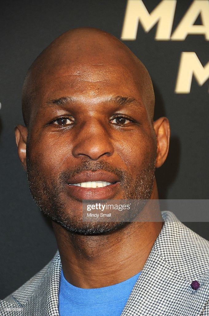 Bernard Hopkins attends the Mayweather Vs. Maidana Pre-Fight Party Presented By Showtime at MGM Garden Arena on May 3, 2014 in Las Vegas, Nevada.