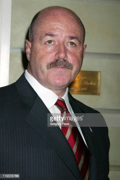 Bernard Kerik, former New York Police Commisioner during 16th Annual Women of the Year Luncheon at The Pierre Hotel in New York City, New York,...