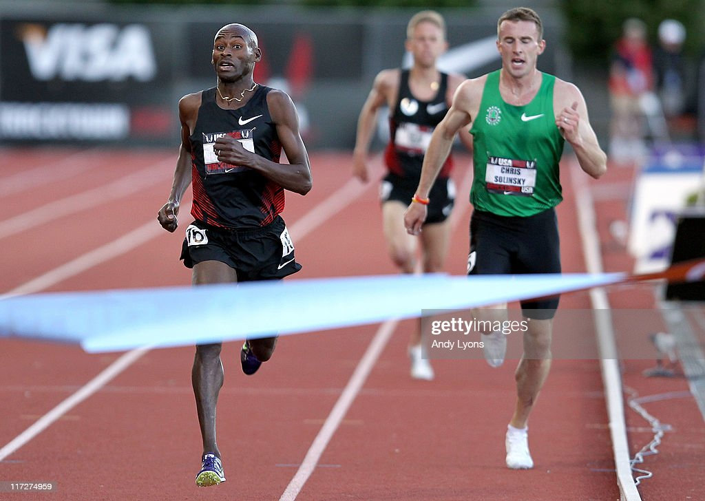 2011 USA Outdoor Track & Field Championships - Day 2 : News Photo
