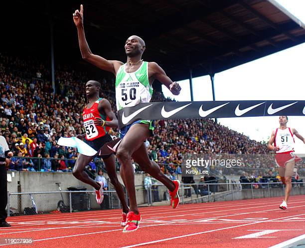 5153 in the Prefontaine Classic at the University of Oregon's Hayward Field in Eugene Ore on Sunday May 28 2006