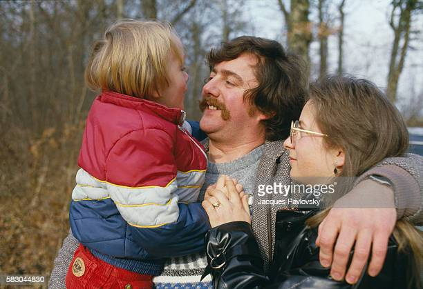 Bernard Laroche was found not guilty of the murder of young Gregory and can now spend quality time with his wife MarieAnge and their son