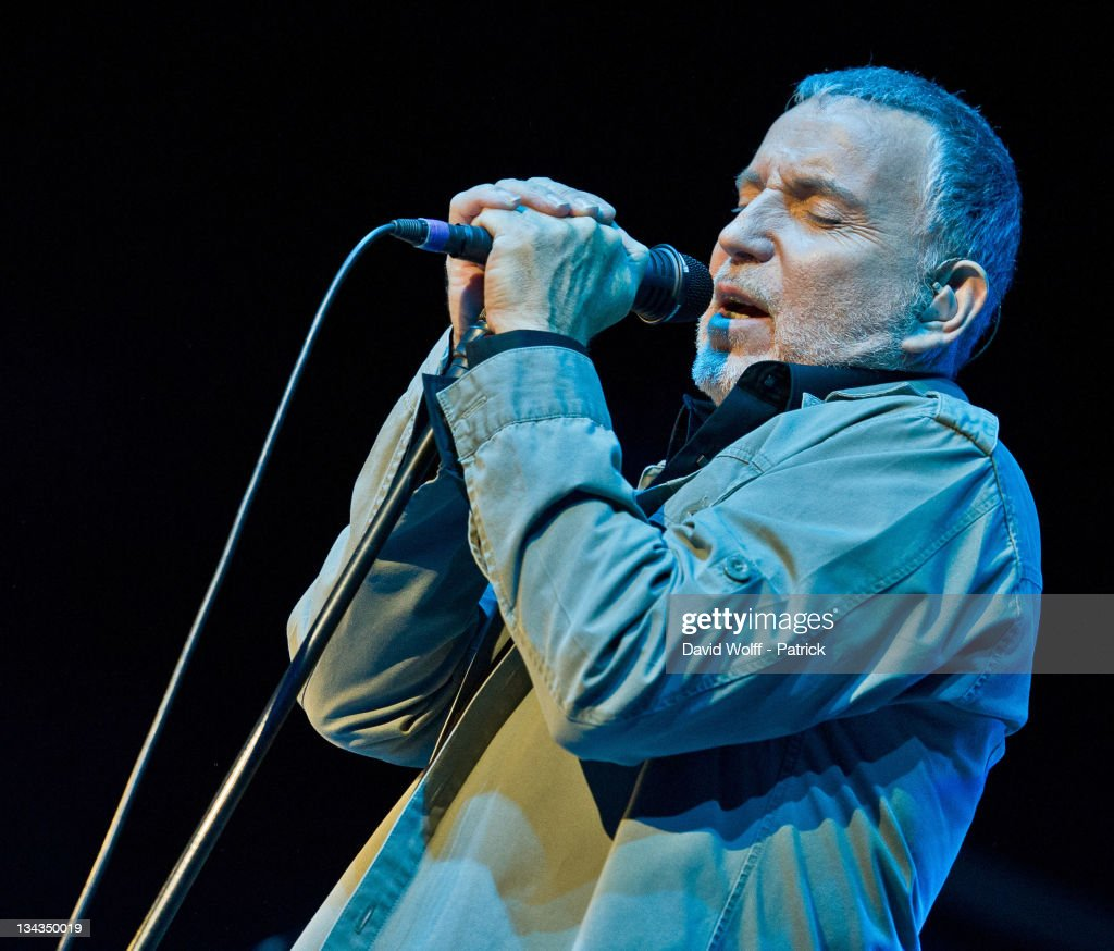 Bernard Lavilliers Performs At L'Olympia