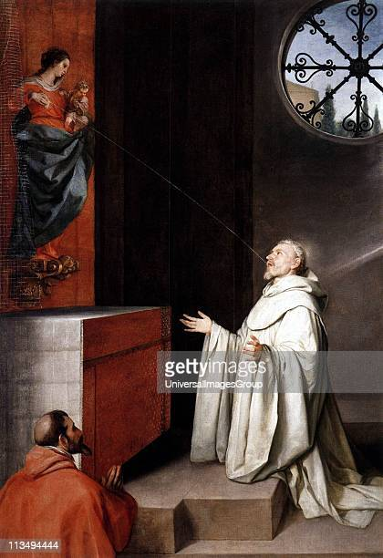 Bernard of Clairvaux OCist was a French abbot and the primary builder of the reforming Cistercian order
