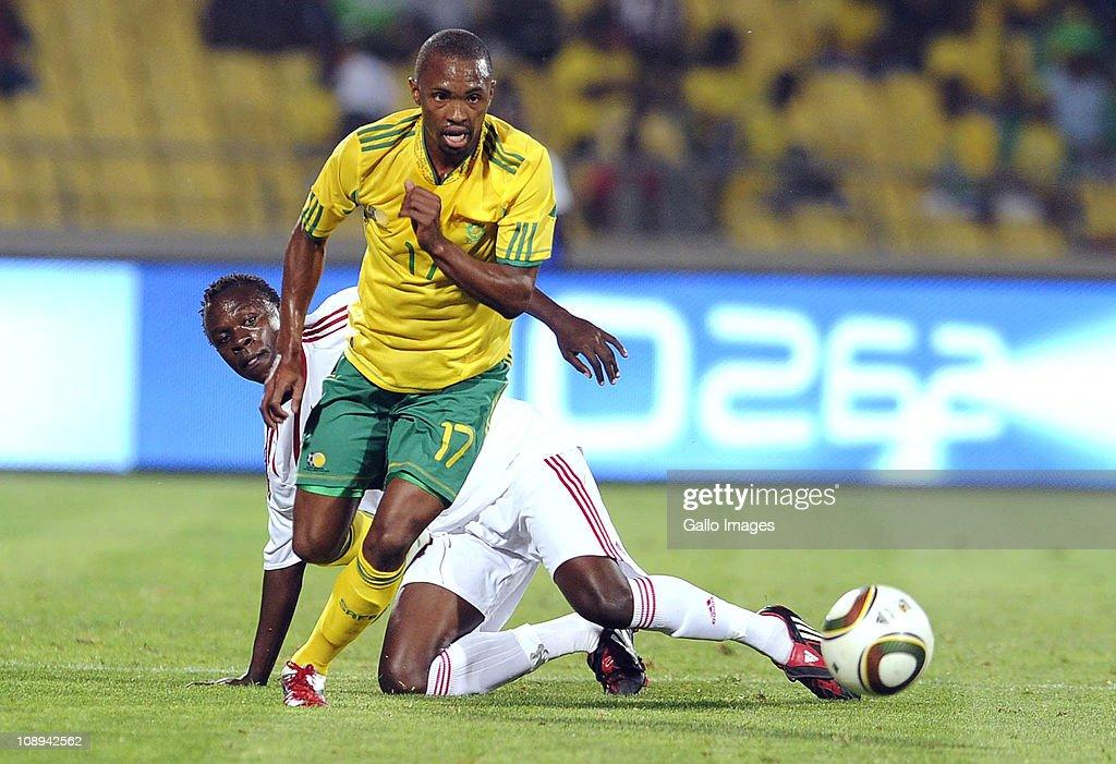 South Africa v Kenya - International Friendly