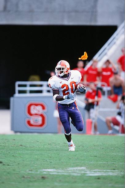 Clemson Tigers Vs North Carolina State Wolfpack Pictures