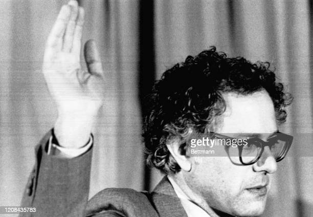Bernard Sanders, a self proclaimed socialist, is sworn in as mayor of Burlington, VT. Vermont's largest city. Sanders promised in his inaugural...