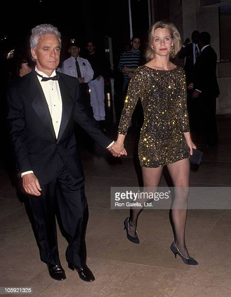 Bernard Sofronksi and Susan Dey during 2nd Annual Fire and Ice Ball to Benefit Revlon UCLA Women Cancer Center at Beverly Hilton Hotel in Beverly...