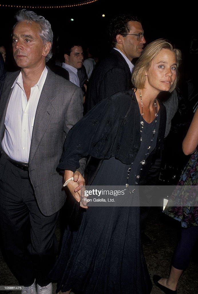 Bernard Sofronski And Susan Dey During U0027Presumed Innocentu0027 Los Angeles  Screening At Bruin Theater  Harrison Ford Presumed Innocent