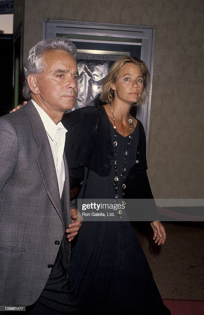 bernard sofronski and susan dey during presumed innocent los angeles screening at bruin theater - Presumed Innocent