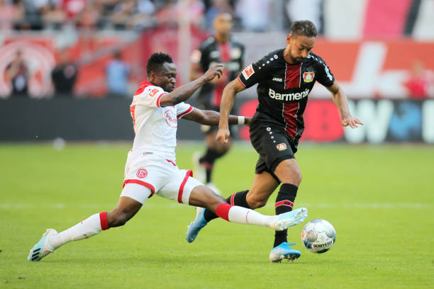 DEU: Fortuna Duesseldorf v Bayer 04 Leverkusen - Bundesliga