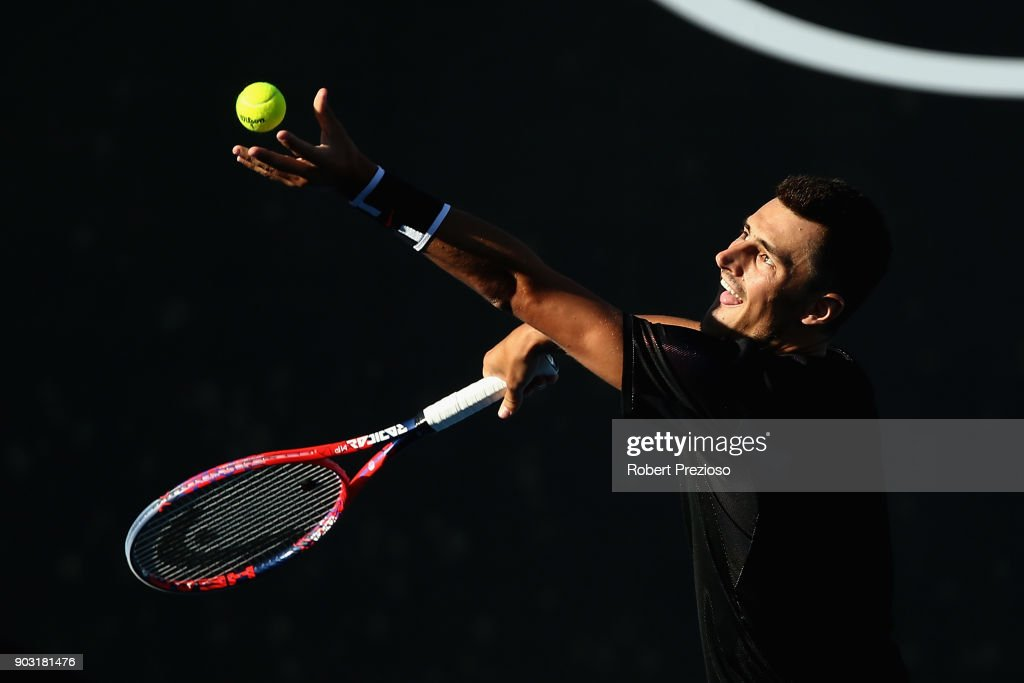 Bernard Tomic Photo Gallery
