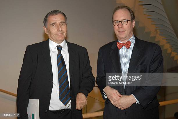 Bernard Weinraub and Roger Kimball attend INTELLIGENCE SQUARED DEBATE Hollywood Has Fueled Anti-Americanism Abroad at Asia Society And Museum on...