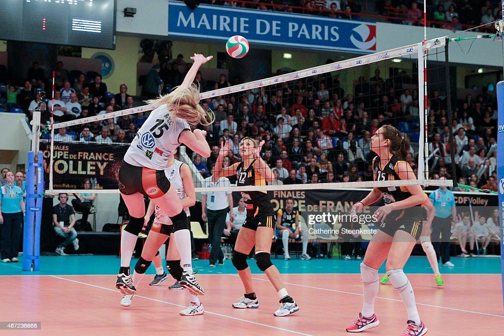 RC Cannes v ES Cannet-Rocheville VB - Finale Feminine de La Coupe de France