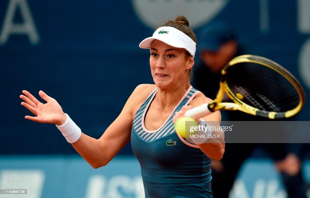 TENNIS-CZECH-WTA : News Photo