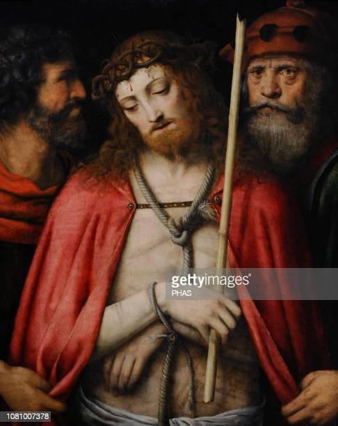 Bernardino Luini Italian painter Ecce Homo ca15151516 WallrafRichartz Museum Cologne Germany