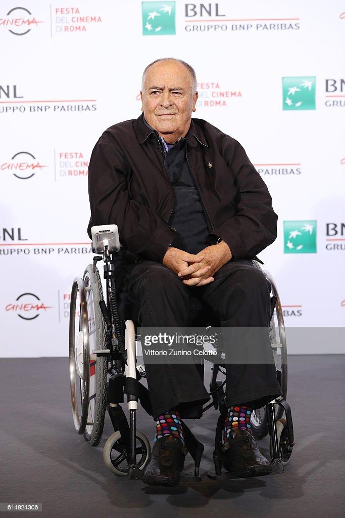 Bernardo Bertolucci Photocall - 11th Rome Film Festival
