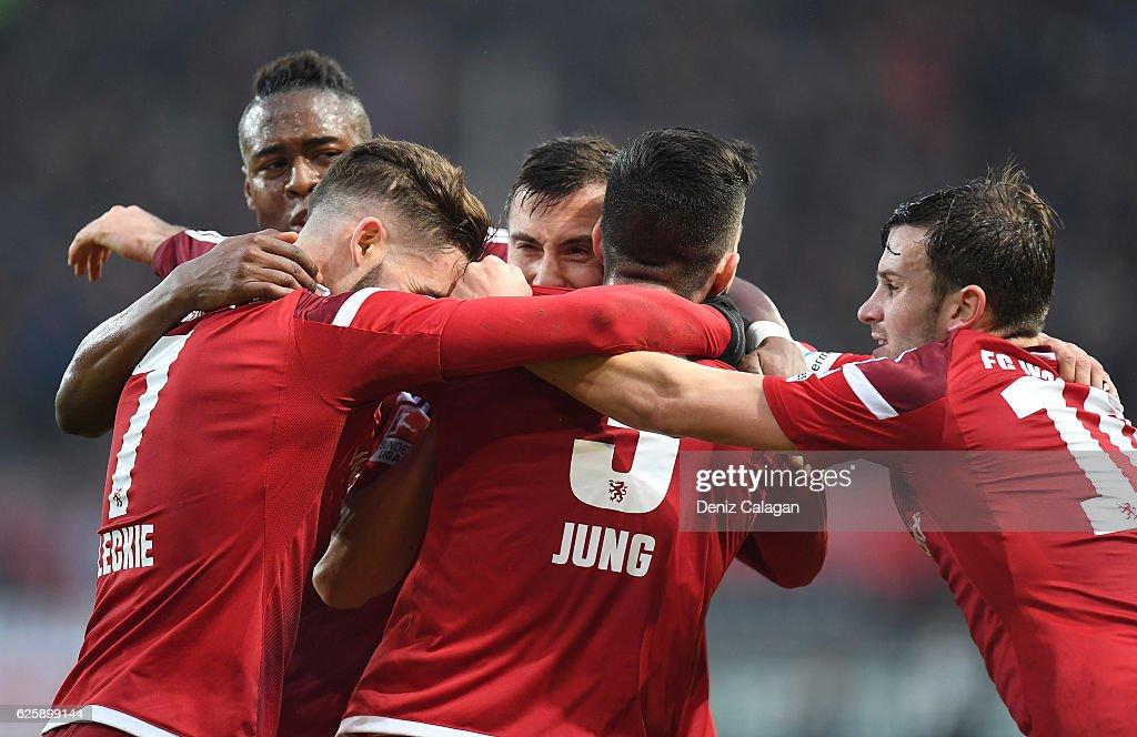 FC Ingolstadt 04 v VfL Wolfsburg - Bundesliga