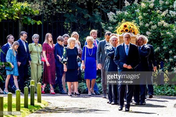 Bernardo Guillermo Juliana Guillermo Nicolas Guillermo Princess Beatrix of The Netherlands Princess Irene of The Netherlands Princess Margriet of The...