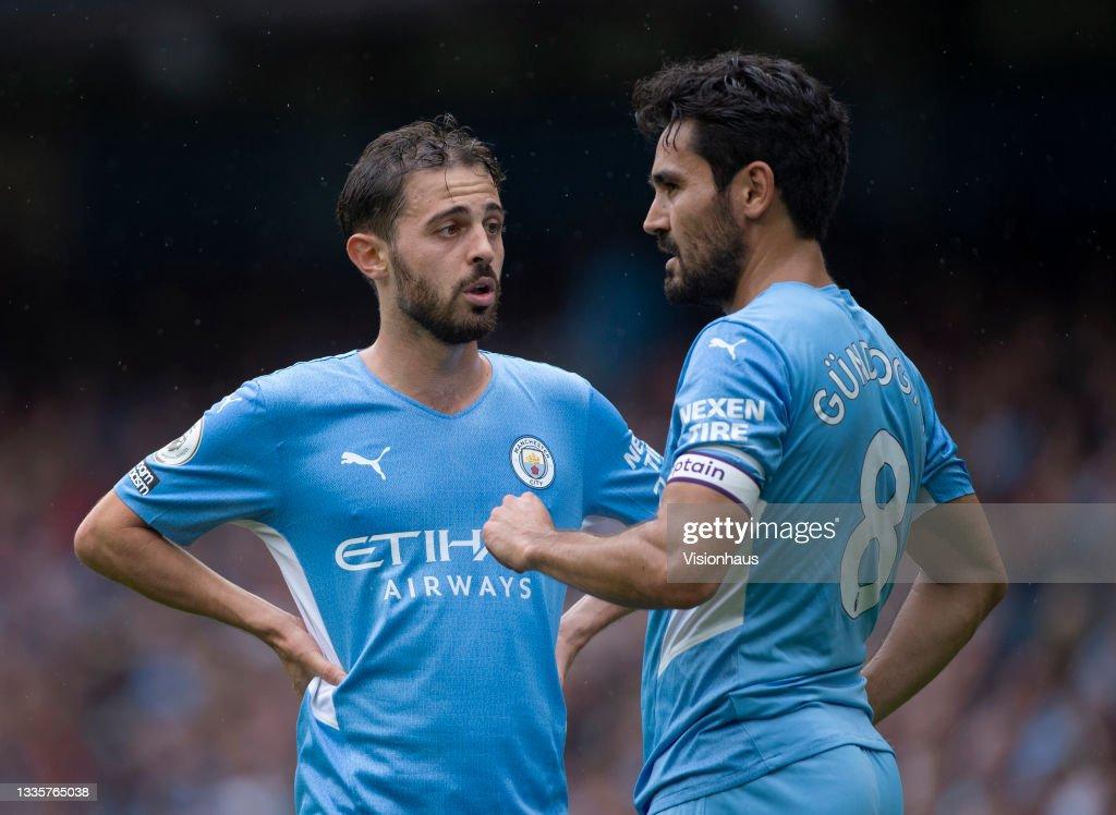 Manchester City v Norwich City - Premier League : News Photo