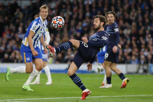 GBR: Brighton & Hove Albion v Manchester City - Premier League