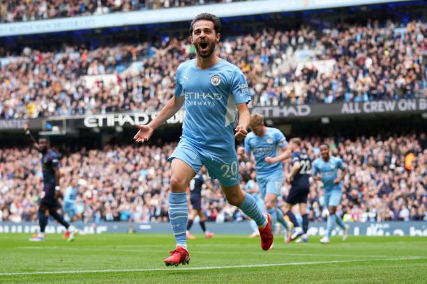 GBR: Manchester City v Burnley - Premier League