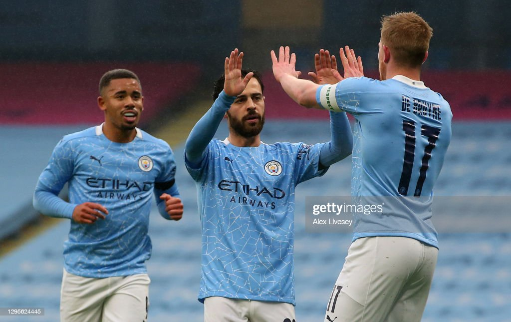 Manchester City v Birmingham City - FA Cup Third Round : News Photo