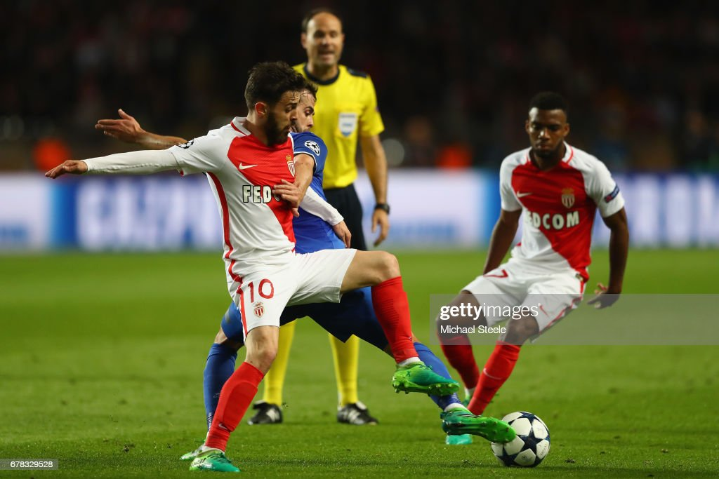 AS Monaco v Juventus - UEFA Champions League Semi Final: First Leg : ニュース写真