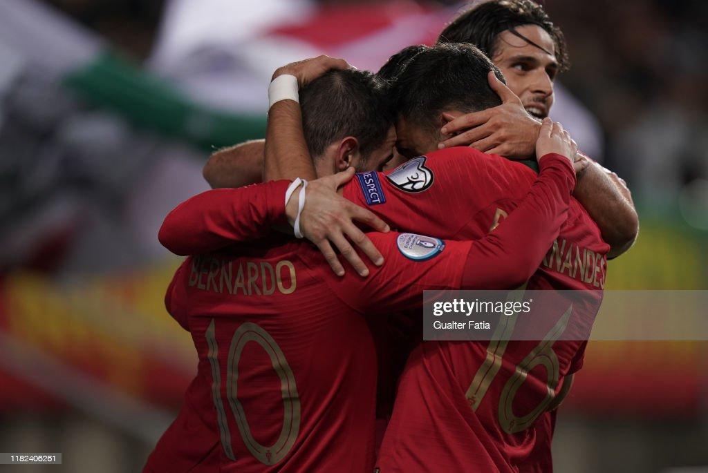 Portugal v Lithuania - UEFA Euro 2020 Qualifier : News Photo