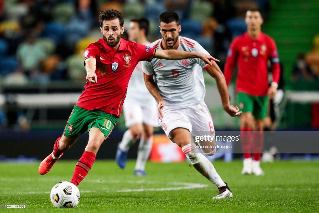 Portugal  v Spain  -International Friendly : News Photo