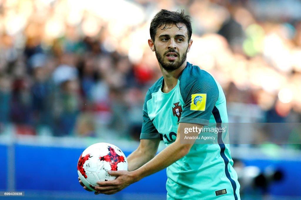 Russia v Portugal - FIFA Confederations Cup 2017 : News Photo
