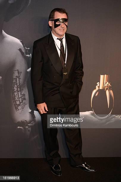 Bernd Beetz attends Lady Gaga 'Fame' Eau de Parfum Launch Event at Guggenheim Museum on September 13 2012 in New York City