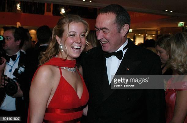 Bernd Eichinger Tochter Nina 33 Deutscher Filmball Hotel Bayerischer Hof München Bayern Deutschland Europa Gala Veranstaltung Feier Party Produzent...