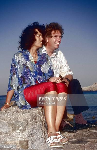 Bernd Hengst und Ehefrau Edith 1 ZDFTVSpecial Die Flippers auf Mallorca zum 25jährigen Jubiläum am Insel Mallorca Balearen Spanien