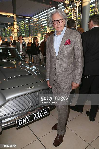 Bernd Herzsprung attends the Aston Martin 100 year anniversary on May 8 2013 in Munich Germany