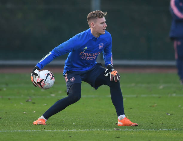 GBR: Arsenal Training Session