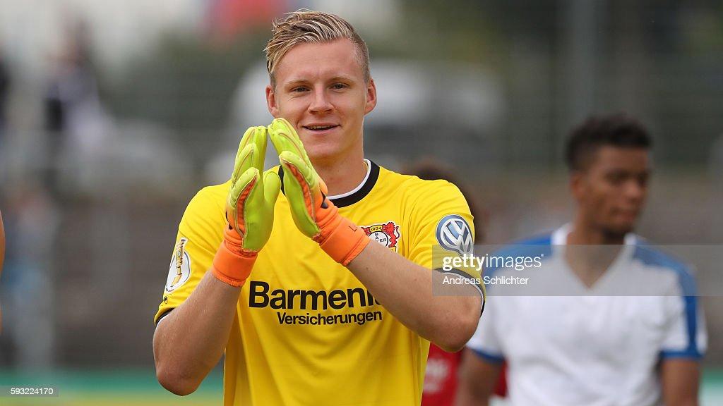 SC Hauenstein v Bayer 04 Leverkusen - DFB Cup : News Photo