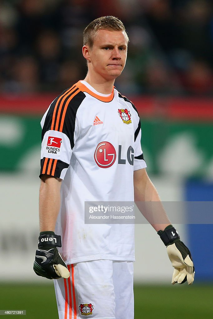FC Augsburg v Bayer Leverkusen - Bundesliga : News Photo