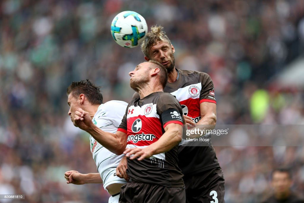 FC St. Pauli v Werder Bremen - Preseason Friendly